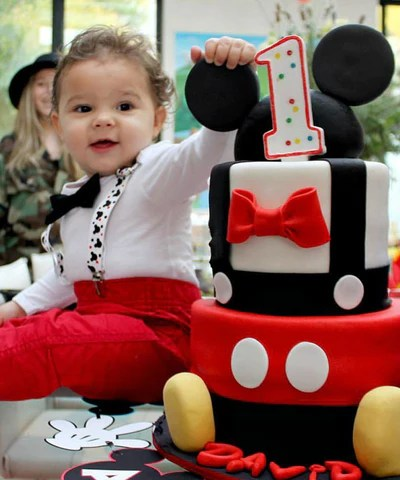 mickey mouse birthday party ideas and