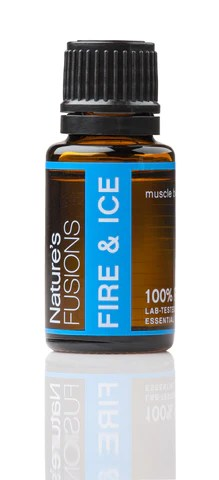 Fire & Ice Muscle Blend