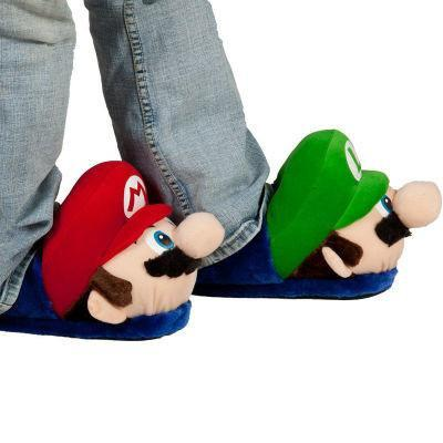 Play super mario bros game online for free. Buy Super Mario Brothers Plush Slippers Online India Bigsmall In