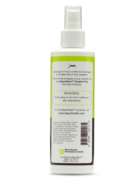 Leave In Conditioner For Synthetic Hair By BeautiMark