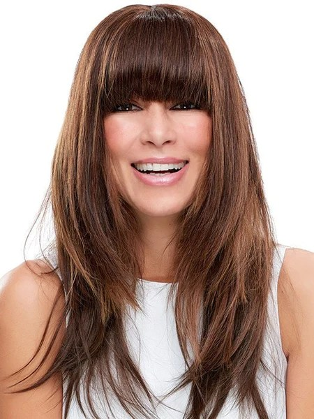 EasiFringe Exclusive Colors By EasiHair Remy Human Hair