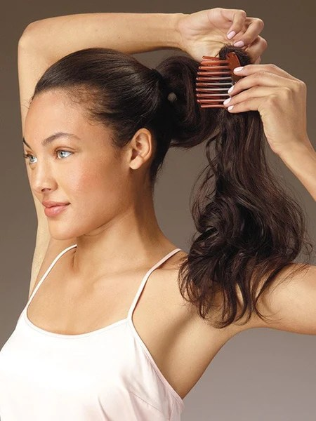 Wavy Locks By Revlon Ponytail Hair