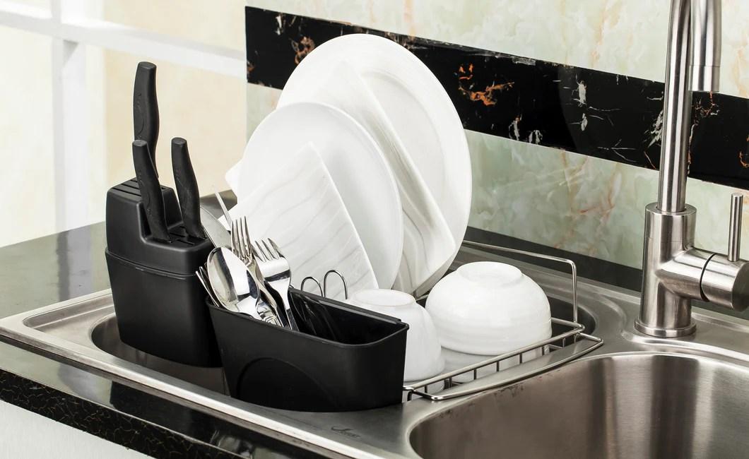 premiumracks in sink dish rack 304