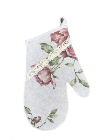 French country style oven mitt