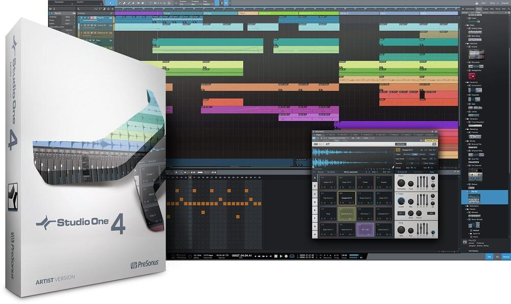 Image result for PreSonus Studio One 4 Artist