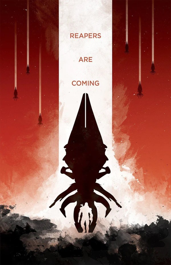 mass effect reapers are coming