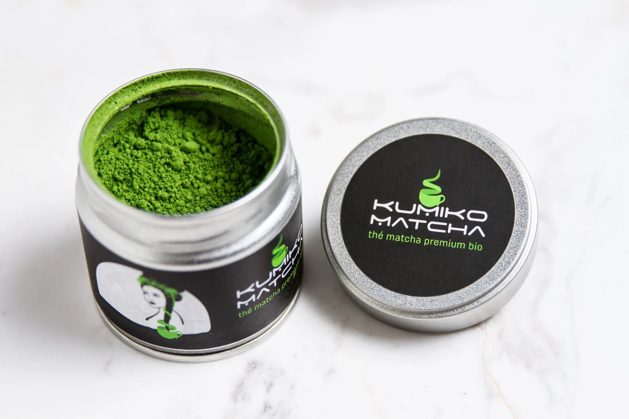 the matcha premium bio du japon
