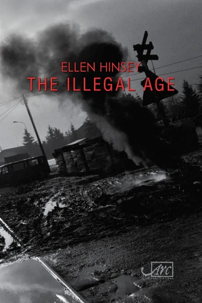 Image result for Ellen Hinsey: The Illegal Age.