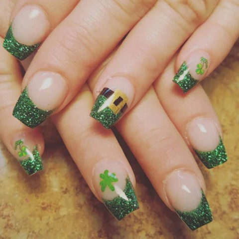 4 Must-Have Stunning St. Patrick's Day Nail Designs ...