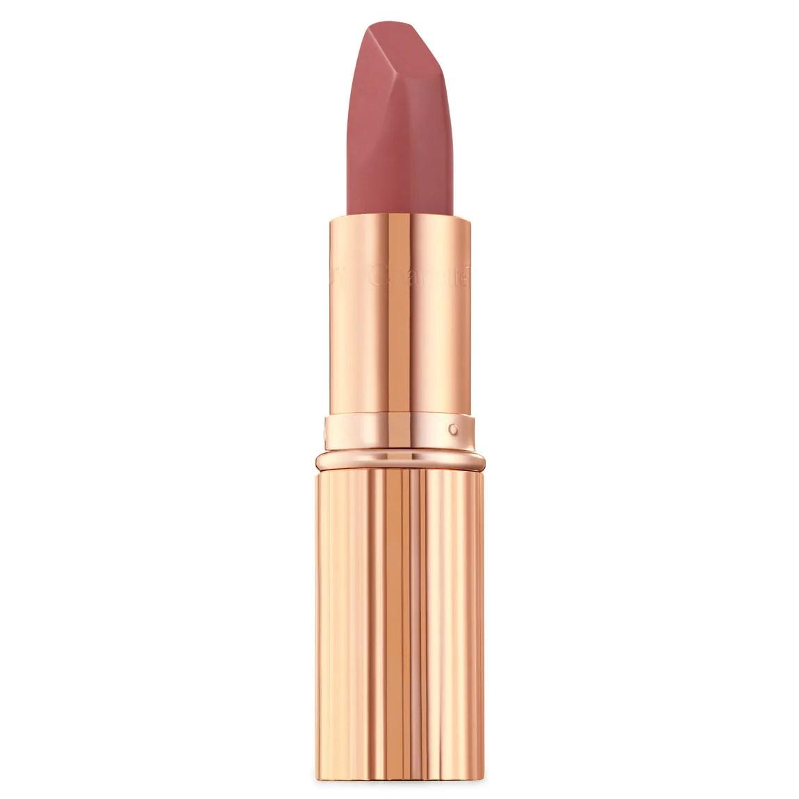 charlotte tilbury matte revolution lipstick pillow talk medium