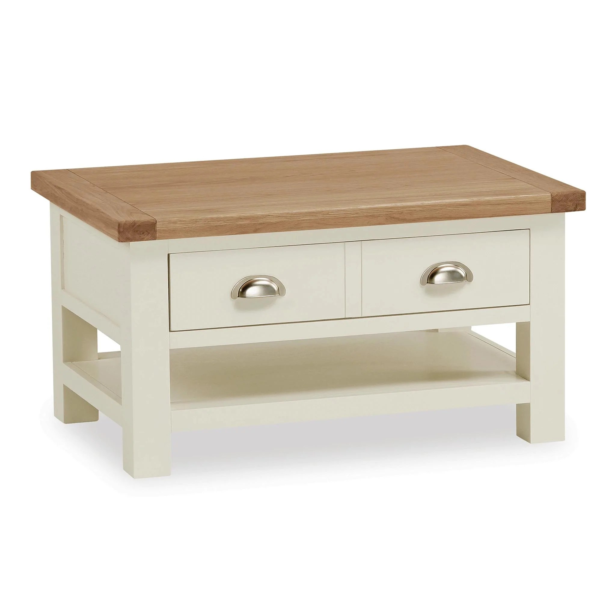 daymer cream small coffee table