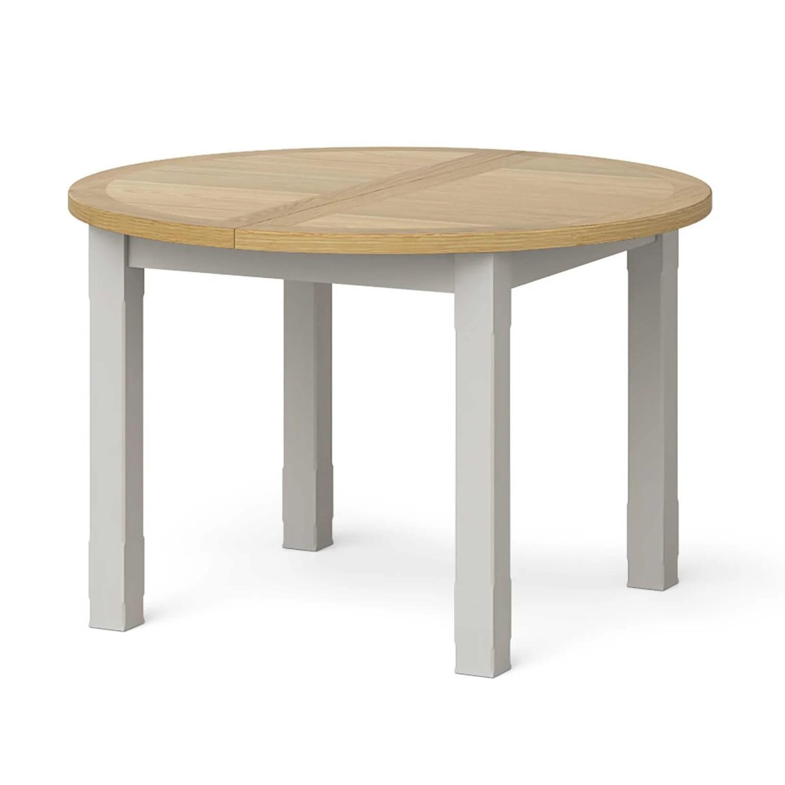 Solid Wood Oak Dining Tables Roseland Furniture