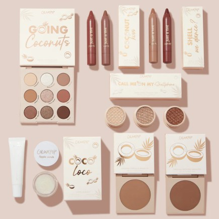 Going Coconuts Full Makeup Collection   ColourPop