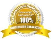 Advanced Trichology 100% Satisfaction Guarantee