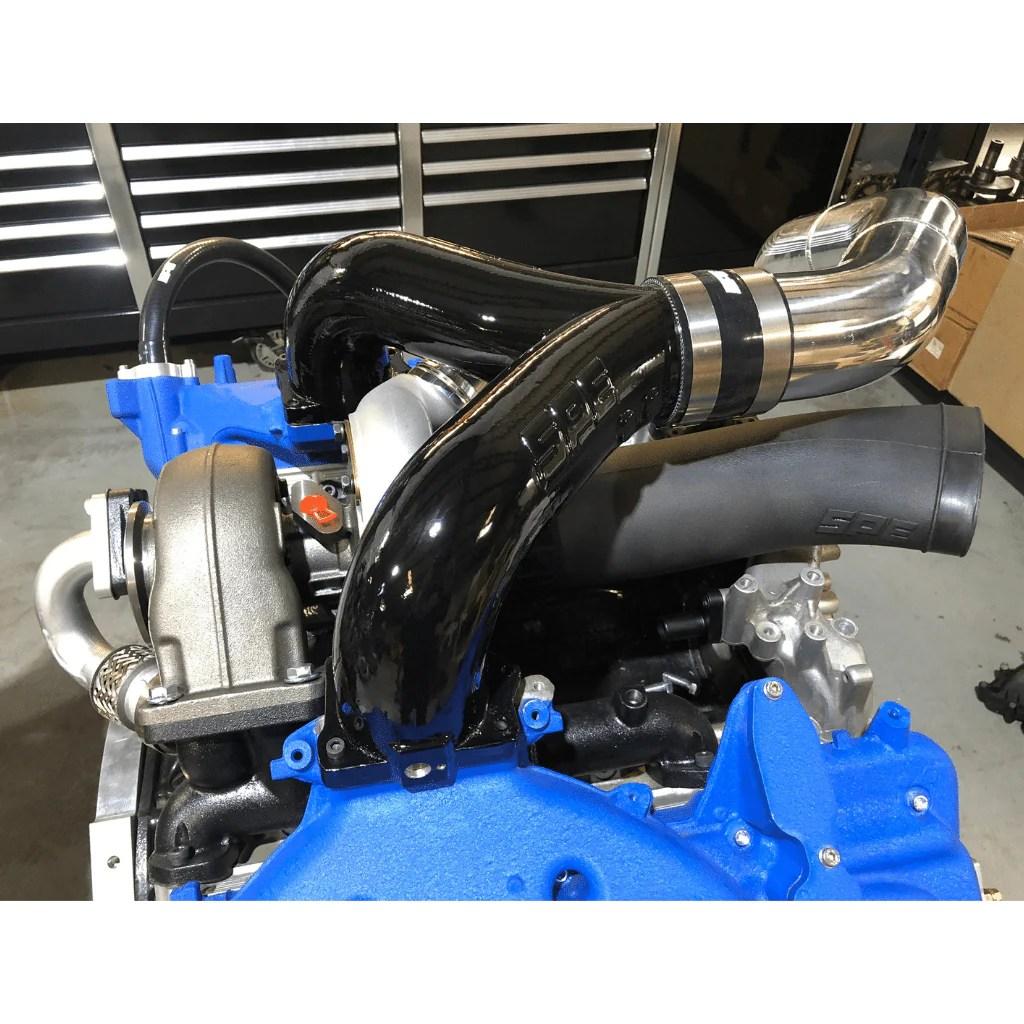 spe motorsport 6 7 powerstoke intake piping kit