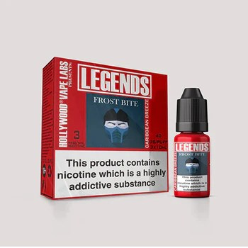 LEGENDS™ - Frostbite Caribbean Breeze 3 x 10ml