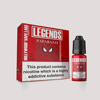 LEGENDS™ - Paparazzi Sweet Strawberry Dragon 3 x 10ml