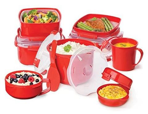 sistema microwave cookware noodle bowl