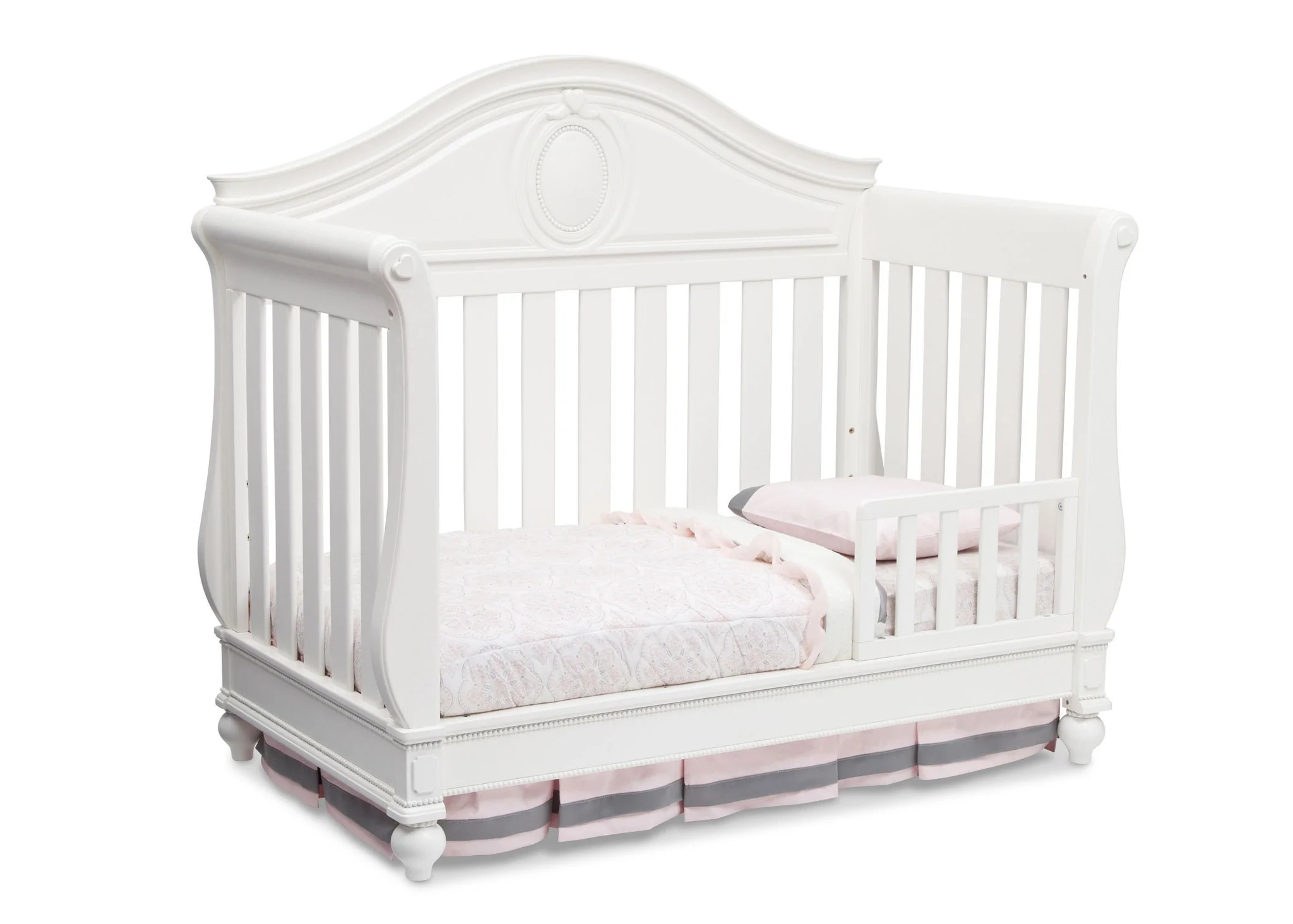 Disney Princess Magical Dreams 4 In 1 Crib Deltaplayground