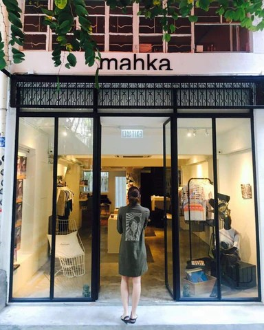 Mahka Fashion Gallery - Elvis & Kresse Pop-up - Hong Kong