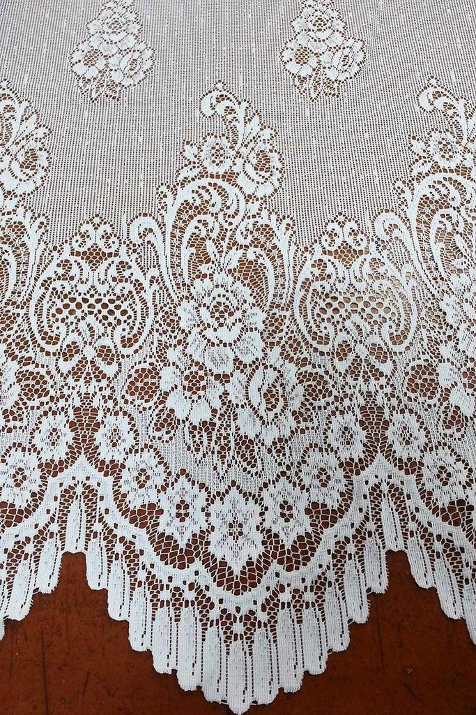 cl eloise cream curtain lace