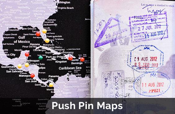 custom map art city map prints and