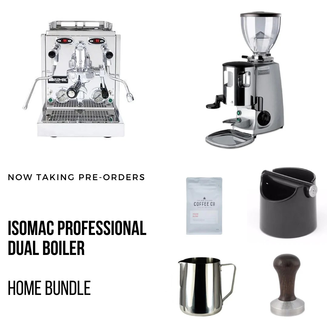 Home Barista Bundle The New Zealand Coffee Company