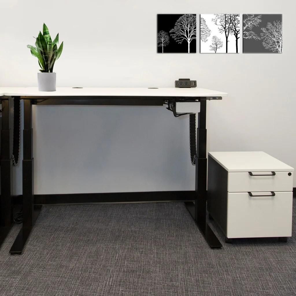 Compare Uplift V2 Standing Desk Review Vs Mojodesk
