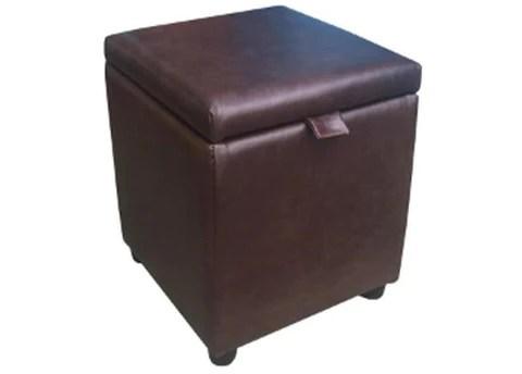 storage ottomans footstools direct