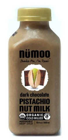 Dark Chocolate Pistachio Milk