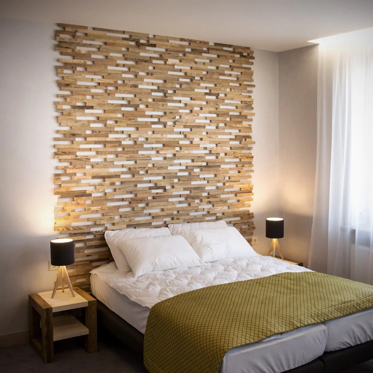 tryon 3d antique wood wall panels