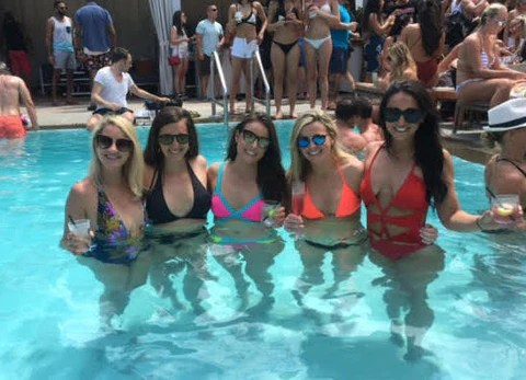 Miami Bachelorette Party Guide Private Yachts Amp Pool Parties Stag Amp Hen