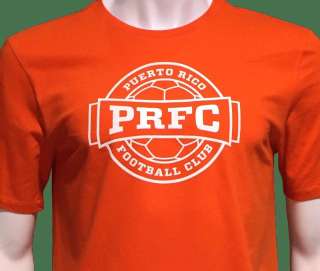 Prfc Orange T Shirt
