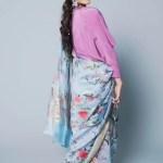 Sonam Kapoor In Floral Printed Saree Sonam Kapoor In Saree Sonam Kapoor Red Saree Buy Online Sonam Kapoor Saree Lady India