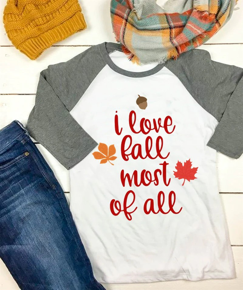 Download I Love Fall Most of All SVG DXF EPS PNG Cut File • Cricut ...