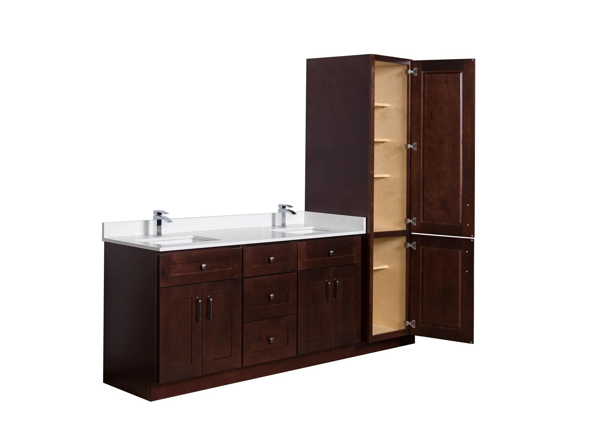Semi Custom Bathroom Vanities Online