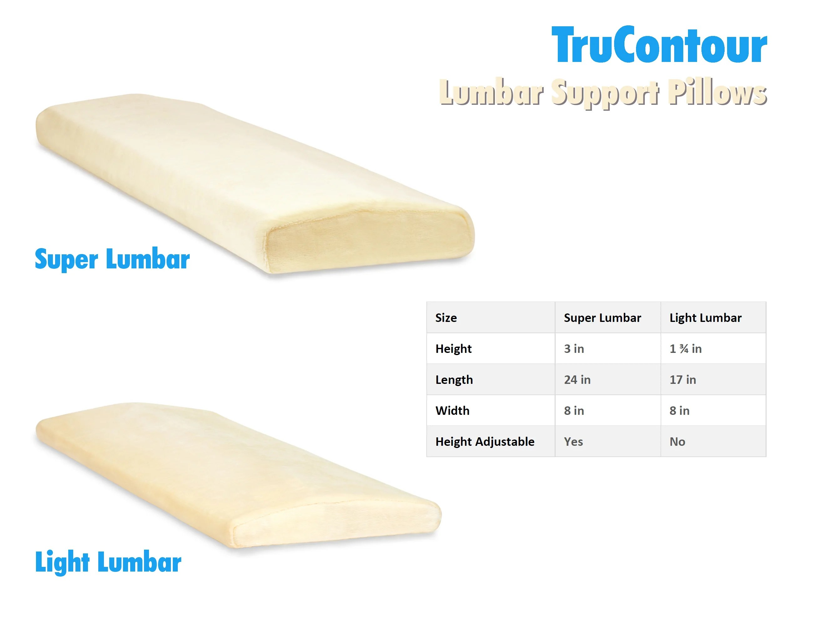 lumbar pillow for sleeping back pain support the lower back in bed with medical grade memory foam