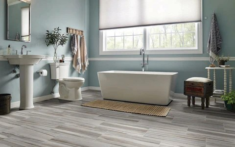 tile edging options for walls and