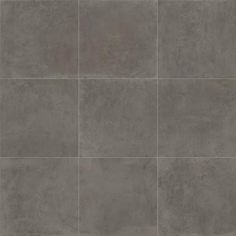 portfolio iron gray porcelain tile matte