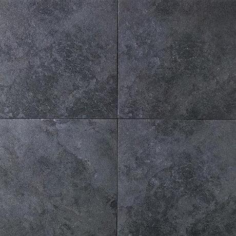 continental slate asian black porcelain tile matte