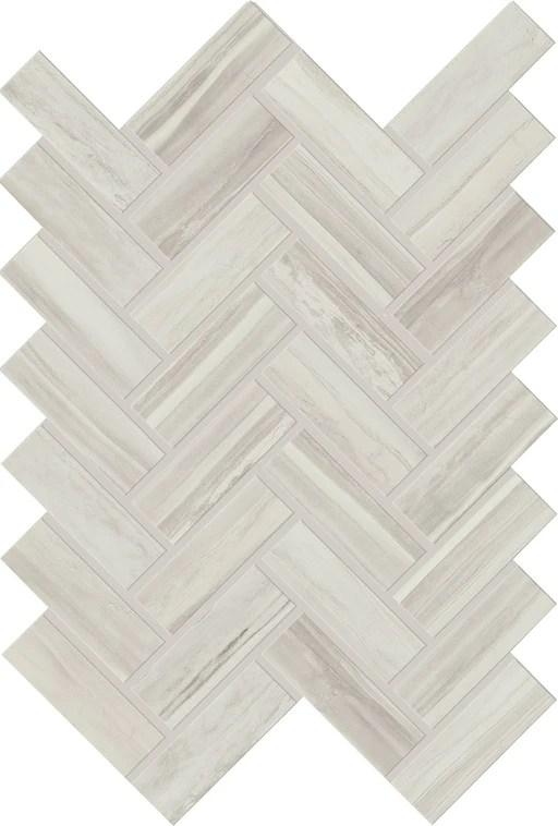 slate herringbone tile