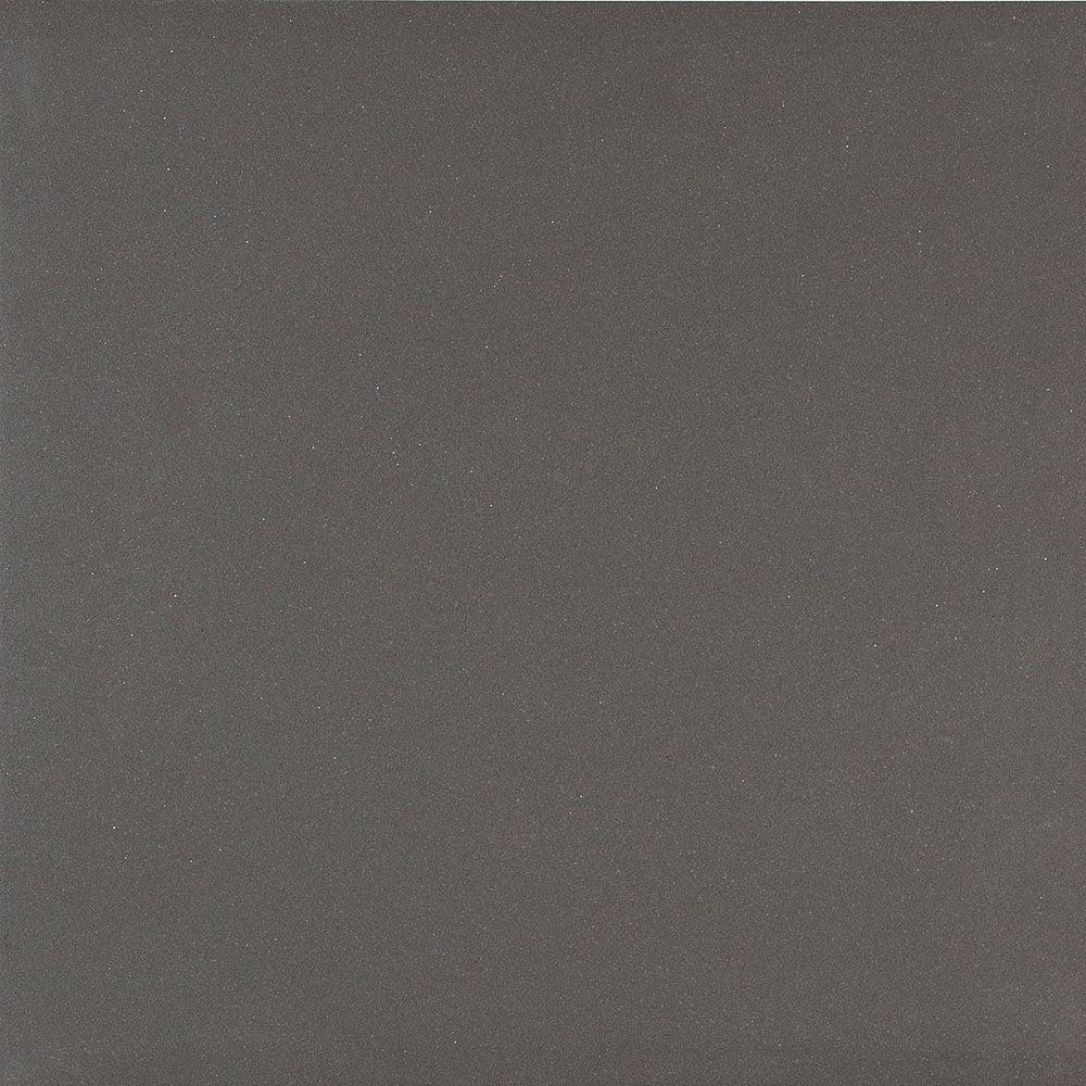 exhibition dark gray porcelain tile textured