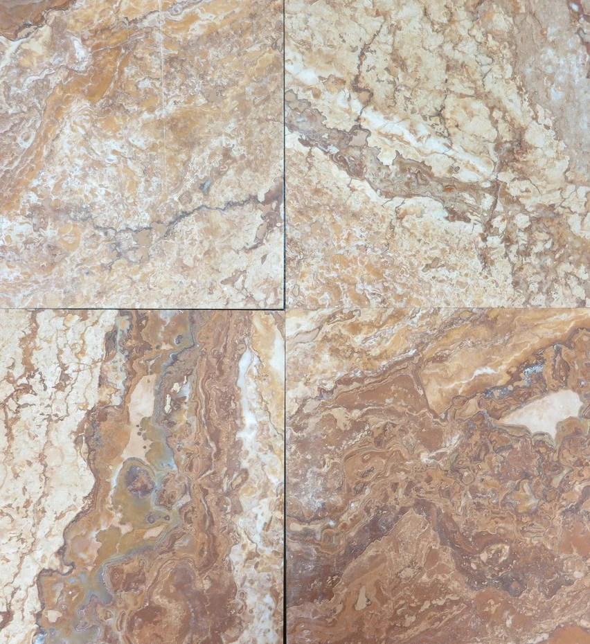 gold travertine commercial travertine tile honed