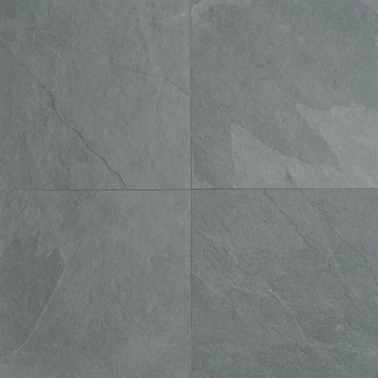 brazil gray slate tile natural cleft face gauged back