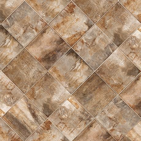 vesale stone rust porcelain tile matte