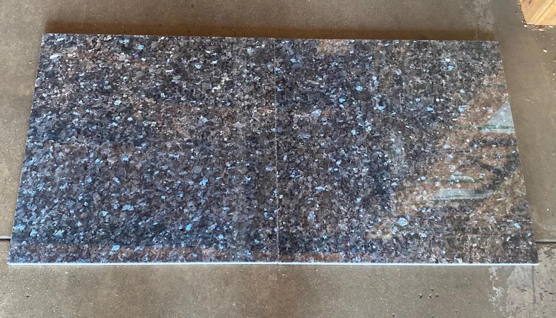 blue pearl granite tile polished