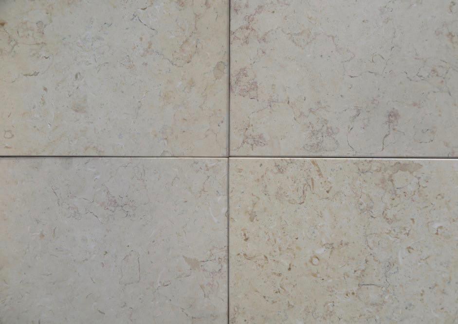 jerusalem gold light limestone tile honed