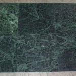 Dark Green Marble Tile Polished Stone Tile Shoppe