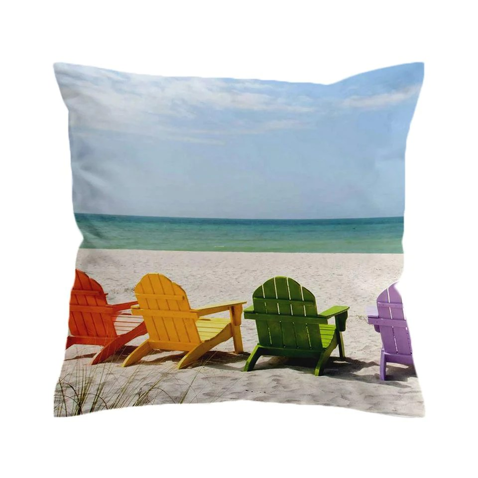 our happy place 1 pillow cover