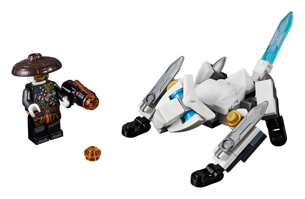 Lego Ninjago Dragon Hunter Polybag Ebeanstalk